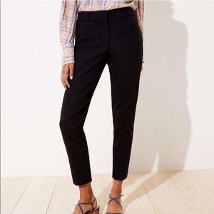 LOFT Petite Marisa Midrise Skinny Ankle Pants